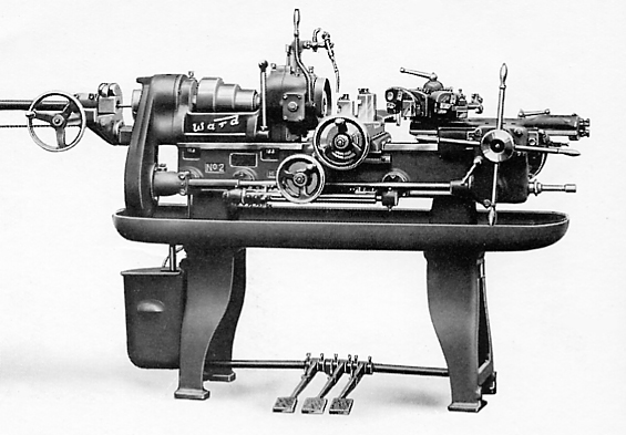 A Brief History of Machine Tools